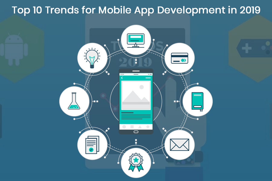 MOBILE APP DEVELOPMENT TRENDS 2019 – CONSIDER THEM FOR SUCCESS!