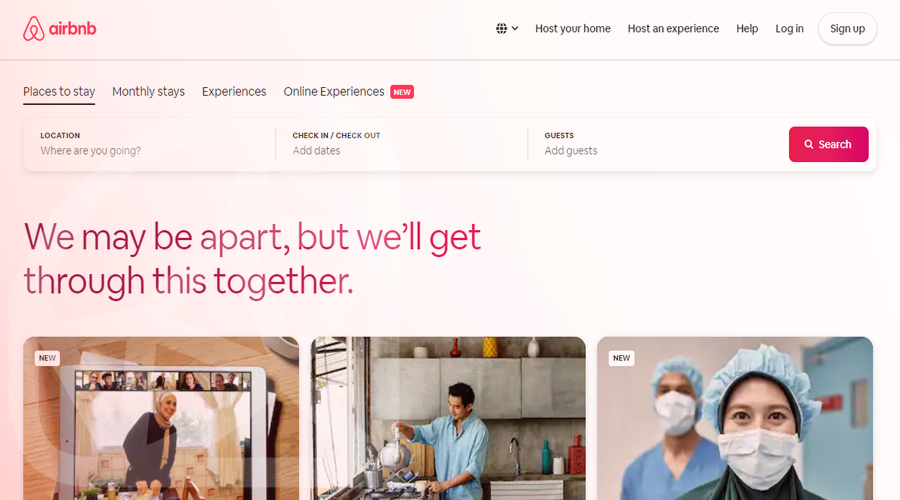 Airbnb Built with Ruby on Rails